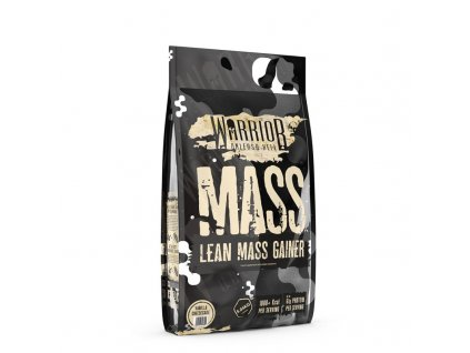 Warrior Mass Gainer 5,04kg