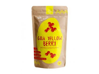 Goji yellow berry