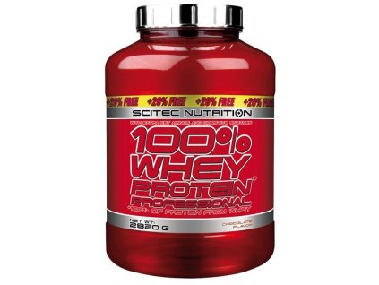scitec nutrition 100 whey protein professional 13