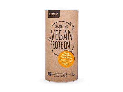 Purasana Vegan Protein MIX BIO 400g