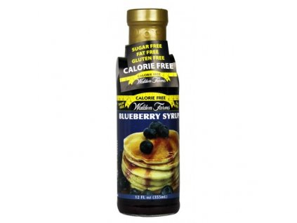 Walden Farms Blueberry Syrup, exp. 11/2019