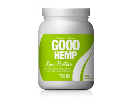 Good Hemp Protein Natural RAW 500g