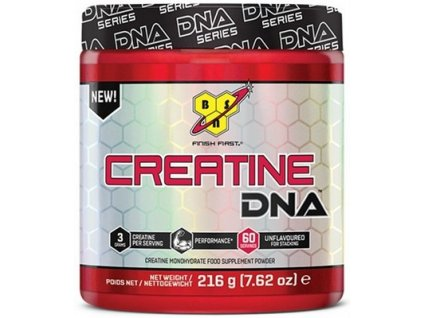 bsn creatine dna 216 g original