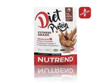 NUTREND diet protein chocolate