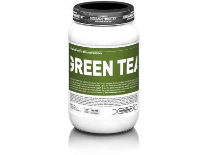 sizeandsymmetry nutrition green tea