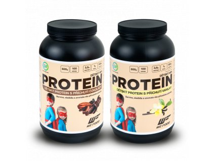 We Food Junior protein 600g
