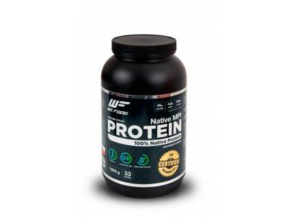 We Food 100% Native Protein + DigeZime