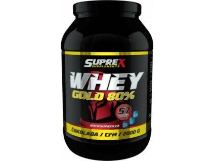 suprex whey gold80 cokolada 2000g 1 250x435