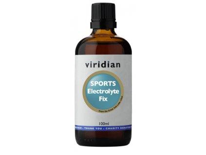 Viridian Nutrition SPORTS Electrolyte Fix 100ml