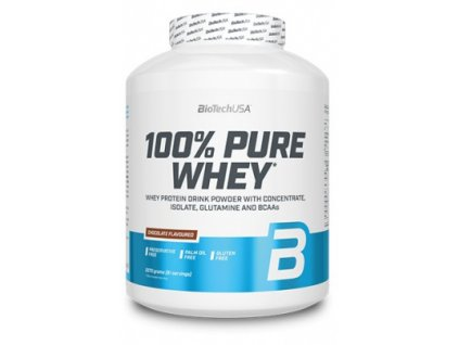 biotechusa 100 pure whey 2270 g 5x zero bar 50g zdarma default