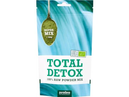Purasana Total Detox Mix BIO 250g