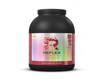 Reflex Nutrition 100% Native Whey 1,8kg