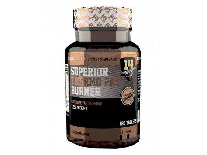 Superior 14 Thermo Fat Burner 120 kapslí