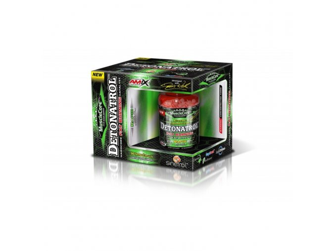 Amix Detonatrol™ 90cps