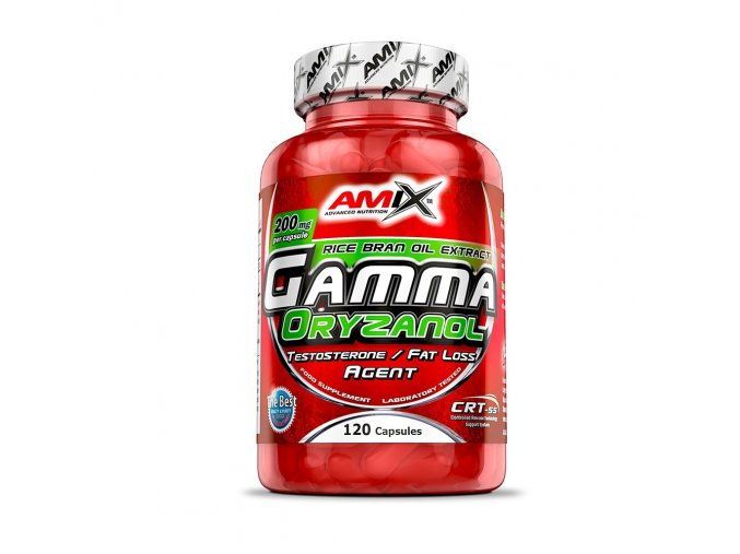 gamma oryzanol 120cps
