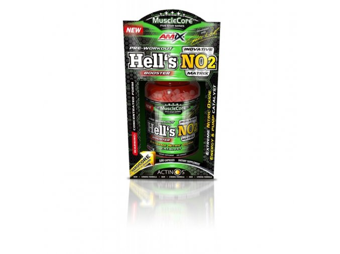 Amix Hell's NO2 100 cps