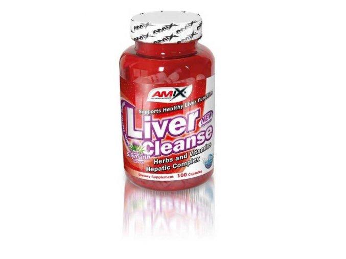 Amix Liver Cleanse 100 tbl