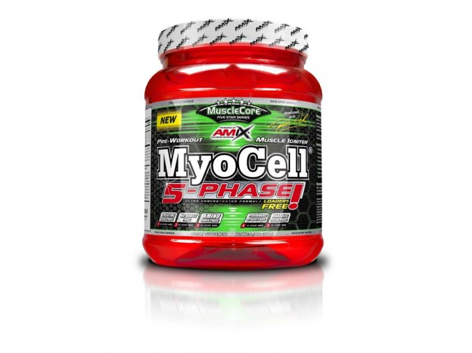 Amix MyoCell® 5 Phase 500g
