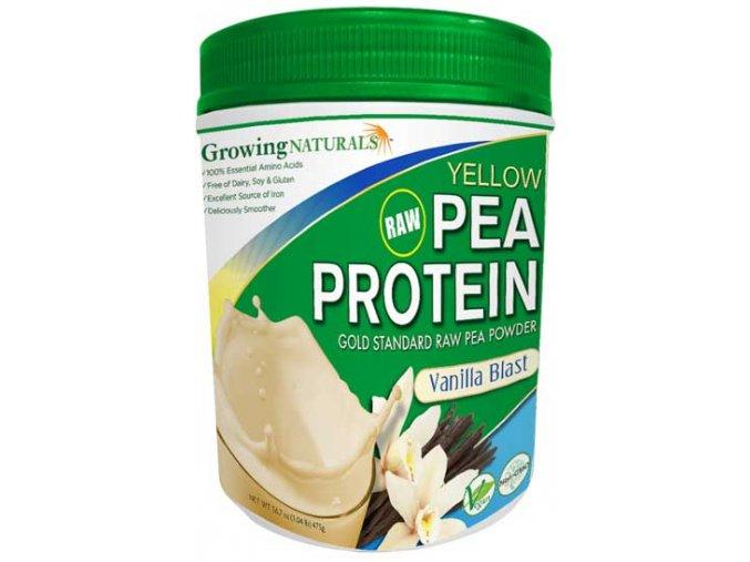 GROWING NATURALS Pea Protein Vanilla Blast