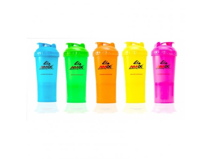Amix Shaker Monster Bottle Color