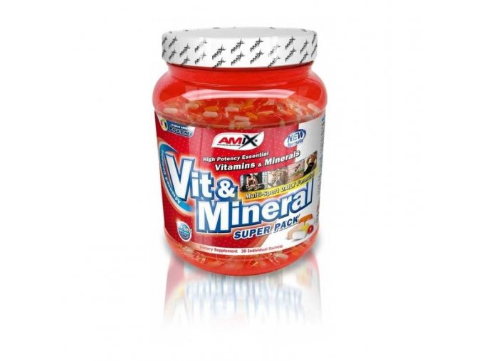 Amix Super Vit&Mineral Pack 30 sáčků