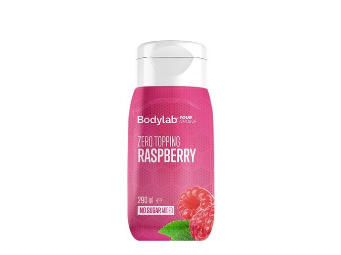 bodylab zero topping syrup 12