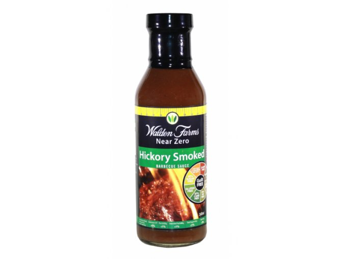 Walden Farms Barbecue Sauce - Hickory Smoked EXPIRACE 25.10.2017