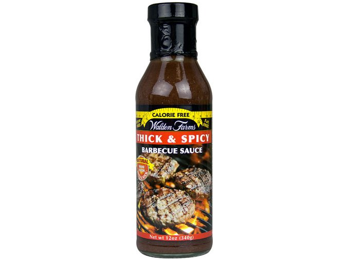 Walden Farms Barbecue Sauce - Thick & Spicy