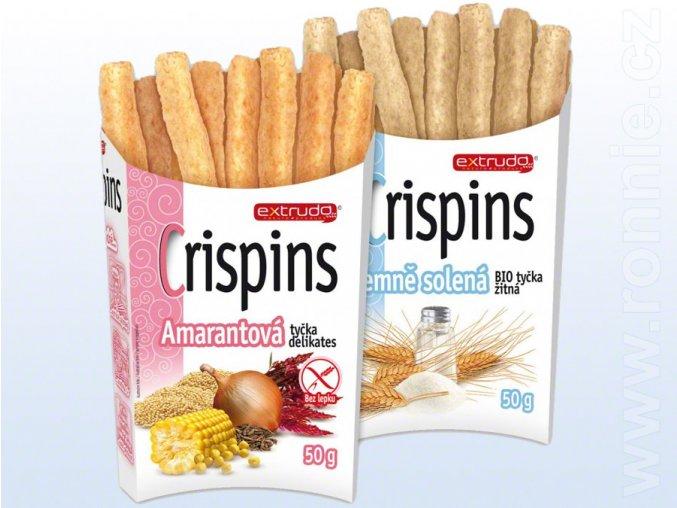 BIO Crispins, tyčinky 50g
