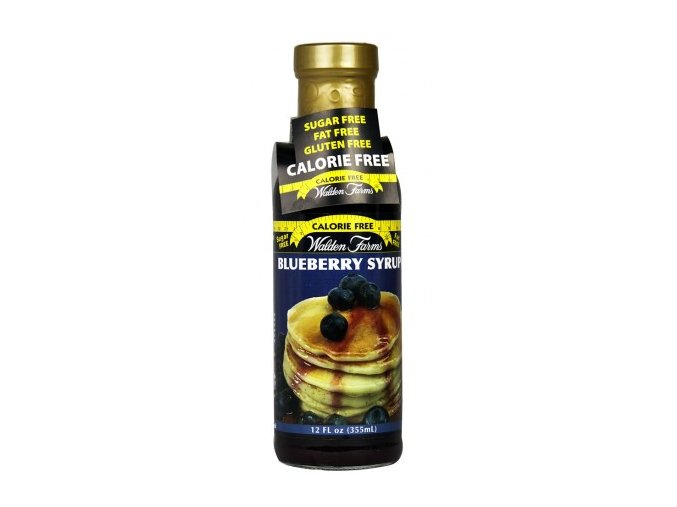 Walden Farms Blueberry Syrup