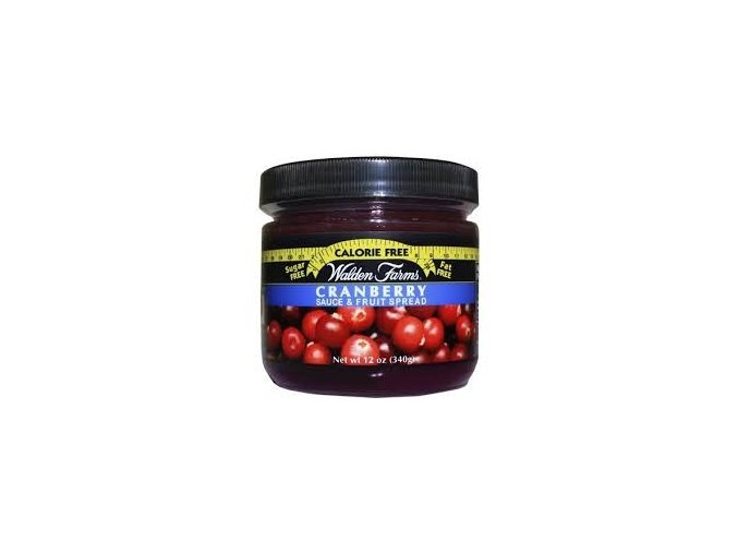 Walden Farms Cranberry Jam 340 g EXPIRACE 24.01.2019