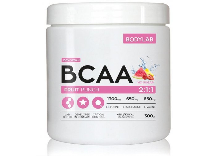 bodylab bcaa instant 21