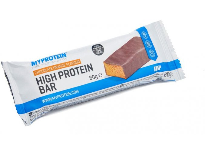 myprotein high protein bar