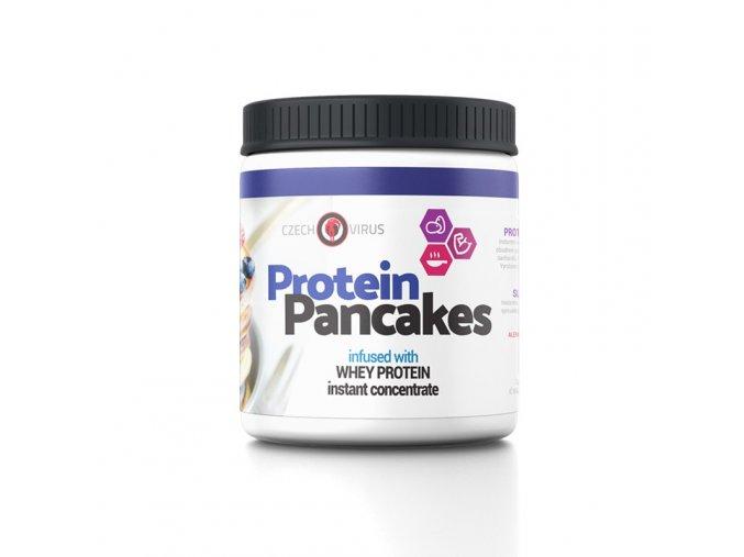 cv protein pancakes