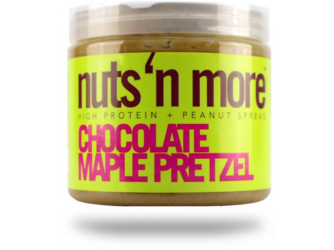 nuts n more arasidove maslo s proteinem 5