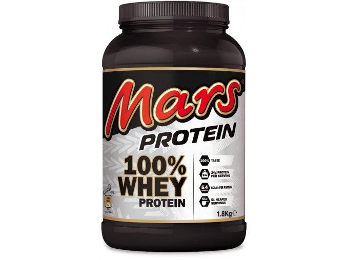 mars mars protein 3