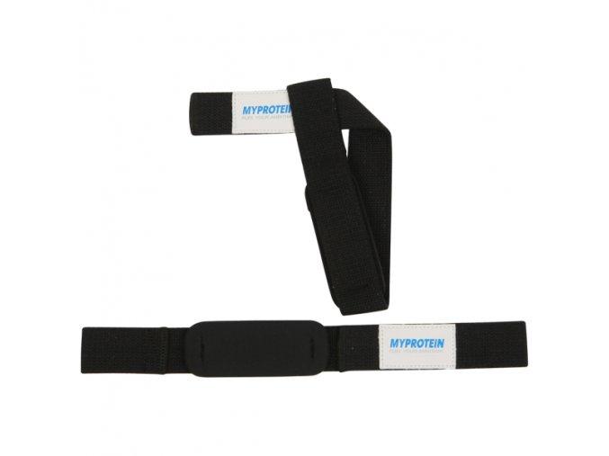 Myprotein Padded Lifting Straps - Trhačky