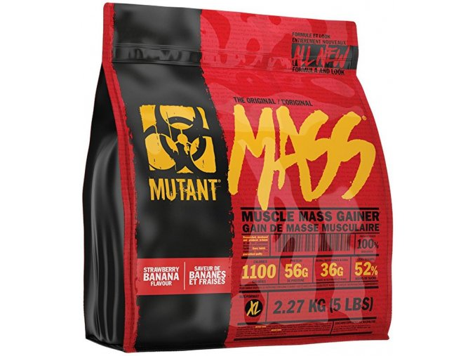 PVL Mutant Mass All New