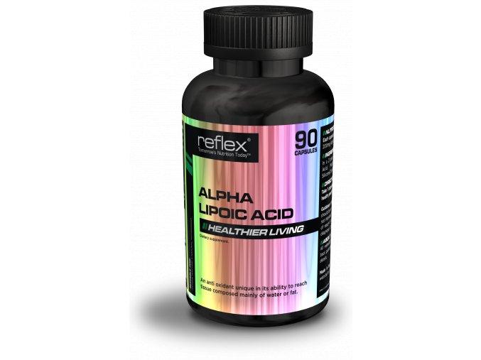 Reflex Nutrition Alpha Lipoic Acid 90 kapslí, Min. trvanlivost do 22.08.2019