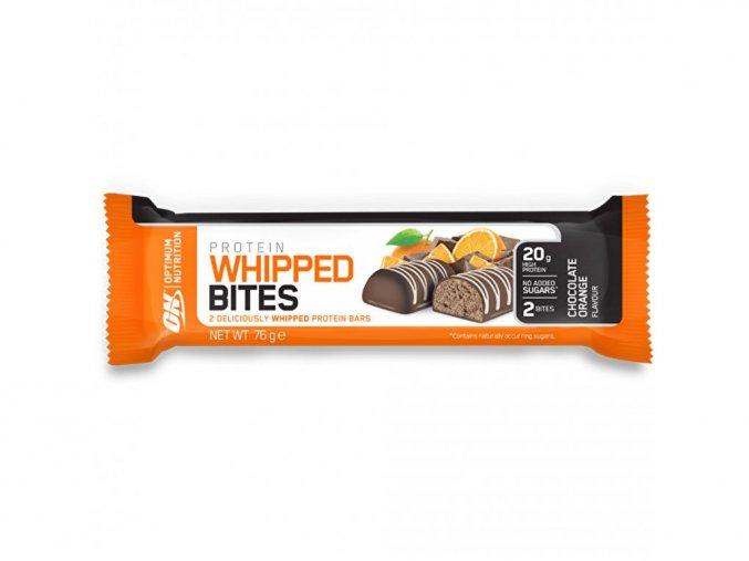 optimum nutrition protein whipped bites 76 g