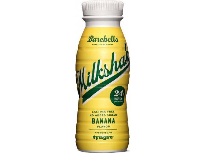 barebells protein milkshake 4