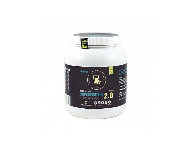 2061 superprotein 20 vanilka