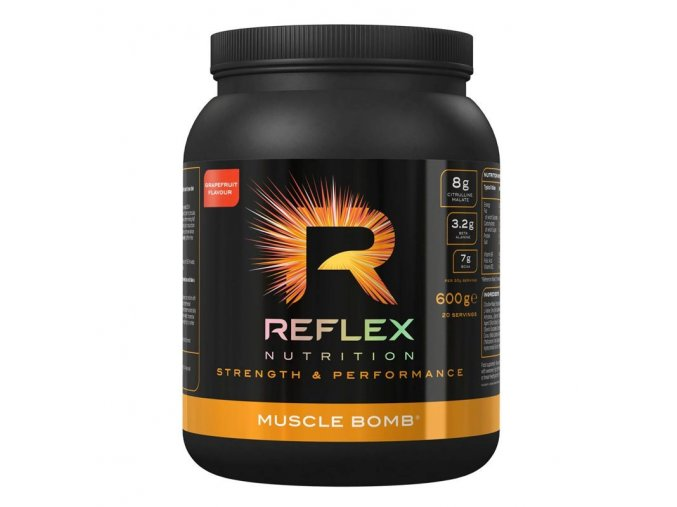 Reflex Nutrition Muscle Bomb 600 g