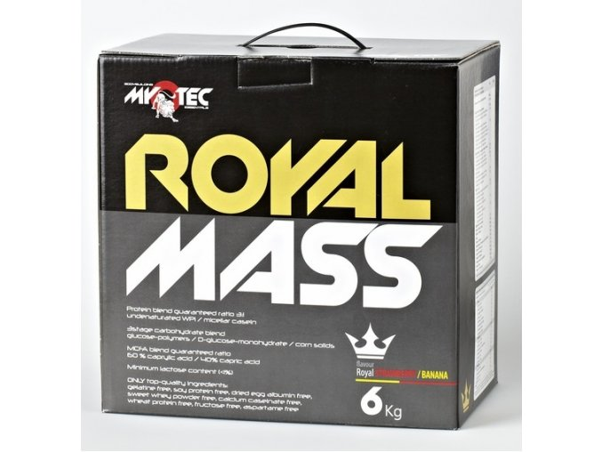 MyoTec Royal Mass