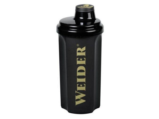 WEIDER SHAKER 700 ml, Černý