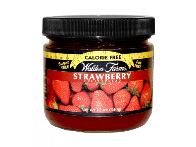 Walden Farms Strawberry Jam 340 g