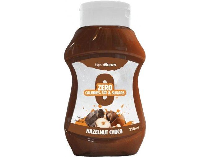 gymbeam zero calorie syrup