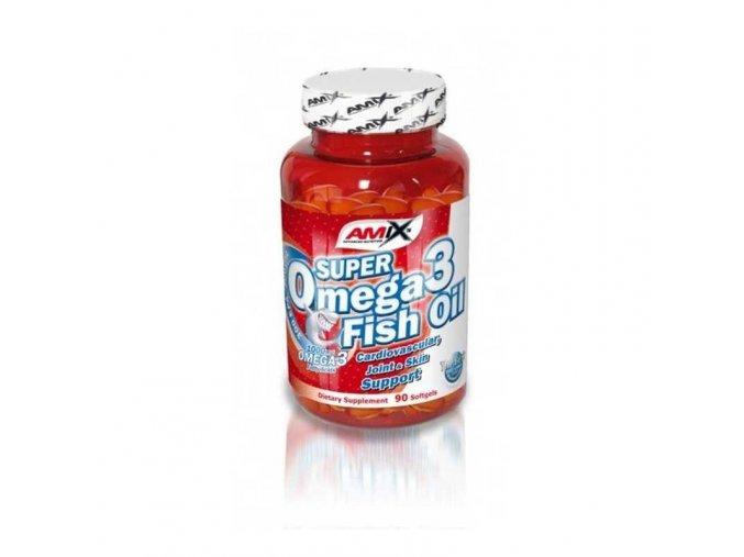 Amix  Super Omega 3 90 kapslí