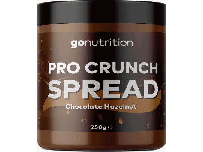 GoNutrition Pro Crunch Spread