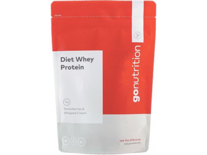 gonutrition diet whey protein